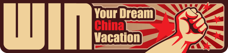 Win your dream China vacation!